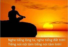 Tiếng nói nội tâm tiếng nói tâm linh!