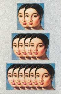 Collage by Jiří Kolář
