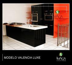 Modelo Valencia Luxe Sobre Diseño, Calidad e Innovación en Cocinas