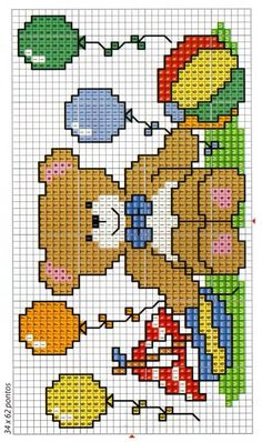 Thrilling Designing Your Own Cross Stitch Embroidery Patterns Ideas. Exhilarating Designing Your Own Cross Stitch Embroidery Patterns Ideas. Baby Cross Stitch Patterns, Cross Stitch For Kids, Cross Stitch Cards, Cross Stitch Borders, Cross Stitch Baby, Cross Stitch Animals, Cross Stitch Designs, Cross Stitching, Cross Stitch Embroidery