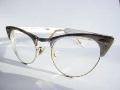 Cat Eye Glasses Vintage 1950s