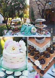 wedding cupcakes | CHECK OUT MORE IDEAS AT WEDDINGPINS.NET | #weddingcakes