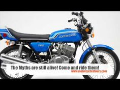 Vintage Motorcycles Tours, ride the motorcycles' icons of the 80's