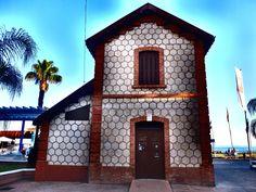La Cala del Moral. Localidad perteneciente al Rincón de la Victoria. Antigua estación.