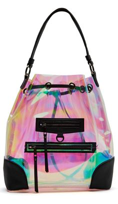This bag from Nasty Gal is so trendy!