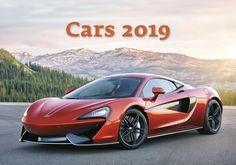 Nástěnný kalendář CARS 2019 Bmw, Live, Vehicles, Cars, Vehicle