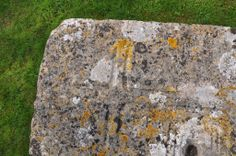 Hazleton St Andrew's 15-16th century grave with incised cross and holy water stoup -132  http://www.bwthornton.co.uk/a-midsummer-mouse.php