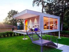 A Modern Spin on a Home Addition