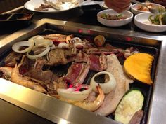 Hanwoori, Korean Restaurant in Brisbane CBD.
