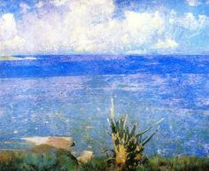 The Caribbean - Emil Carlsen