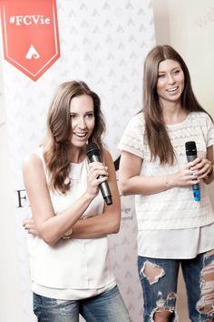 Nachbericht: Fashion Camp Vienna - The Daily Dose Renz, Vienna, Blouse, Tops, Women, Fashion, Moda, Fashion Styles, Blouses