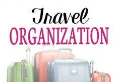 40 Weeks 1 Whole House: Week 30 - Auto Travel Organization Travel Document Organizer, Family Organizer, Travel Organization, Organizing Tips, Organising, Organization Ideas, Home Management Binder, Time Management Skills, Management Tips