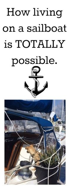 How living on a boat IS possible.An interview with a mama who lives a full-time boat life with her husband, son, and two dogs.