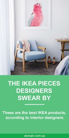 From your first apartment to your dream home, there's one decor brand that makes its way into every interior along the way: IKEA. The Swedish giant has perfected the art of fashion and function with its minimalistic collection that walks a fine line between classic and on trend. Read on to discover the IKEA pieces interior designers swear by.