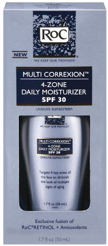 ROC Multi-Correxion 4-Zone Daily Moisturizer – Anti Aging Products