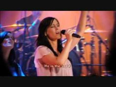 Hillsong - He Is Lord - With Subtitles/Lyrics - YouTube