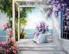 Resultado de imagen para pinturas de flores