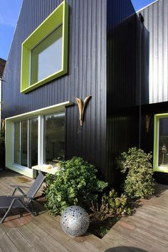 Construire en bois varangeville architecture for Se construire une maison