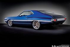 View all photos of 1972 Ford Gran Torino - Modified Mustangs & Fords Magazine at Mustang 360