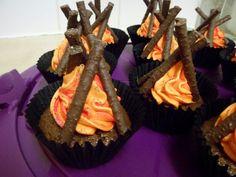 Bål muffins