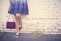 #KEDS polka dot for #MAdewell check out www.TravelAnneStyle.com #style