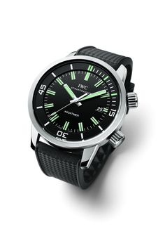IWC Vintage Aquatimer Watch Looks Classic Good, Reminds You Of When Diving Was Not As Safe