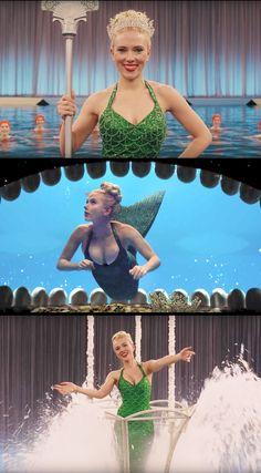 """Scarlett Johansson in """"Hail, Caesar!"""" (2016). Costume Designer: Mary Zophres."""