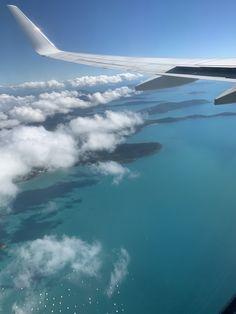 Hamilton Island, Airplane View, June
