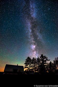 Astro Photography Milky Way Starry Night by SoulCenteredPhotoart