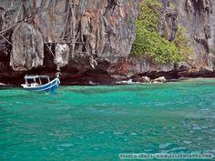 Dias 87 a 90 da viagem: Krabi, Au Nang e Koh Phi Phi, Tailândia - Viagem Lenta Krabi, Rio, Waves, Outdoor, Littoral Zone, City, Pictures, Outdoors, Ocean Waves