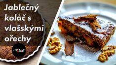 Po kousku jablečného koláče ucítíte chuť domova. Podívejte se na dnešní video a provoňte vaši domácnost vůní skořice a naplňte ji pohodou.