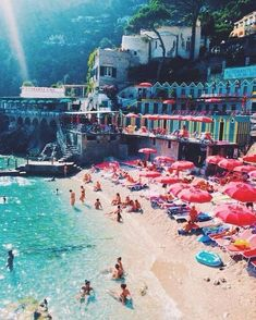 The Amalfi Coast: Book Positano hotels online, attractions, travel tips Places Around The World, Oh The Places You'll Go, Places To Travel, Travel Destinations, Places To Visit, Around The Worlds, Dream Vacations, Vacation Spots, Disney Vacations
