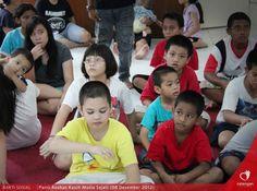 Our Third Charity Event at Panti Asuhan Kasih Mulia Sejati