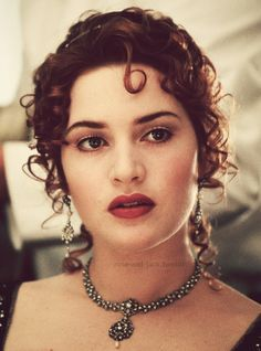 TITANIC KATE WINSLET ROSE