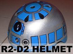 Need to make this so my mister will agree to wear a helmet