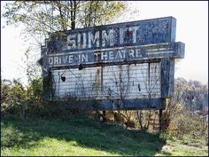 Summit Drive-In Theatre by bluebird218, via Flickr