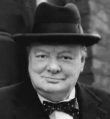 Someone once asked Churchill, 'What is the difference between a calamity and a disaster?' Churchill replied 'Well, if Prime Minister Gladstone accidentally falls into river Thames then that is a calamity' he paused for a second and continued 'however, if someone jumps into the Thames and saves his life, then it is a disaster.