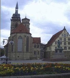 Stuttgart, Germany - lived there