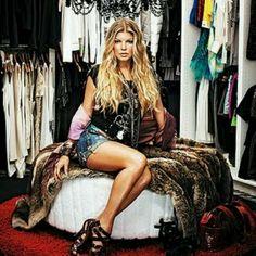 Fergie closet