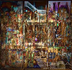 THERE IS ALWAYS HOPE Modern Art Urban Art Best Sellers New Collection Architecture photography Photographic art on plexiglass Cobra Art Company