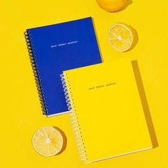 Poketo Drops In Fruition Collection for Spring 2020 - Design Milk Footer Design, 2020 Design, Apple Notebook, Milk Shop, Weekly Monthly Planner, Joy And Happiness, Paper Goods, Blueberry, Stationery