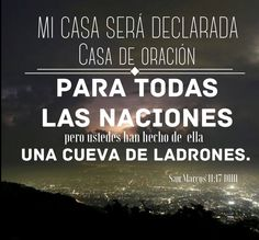 Marcos 11:17