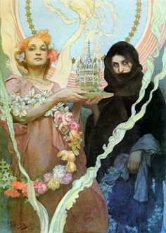 ART BLOG: Mucha Alfons