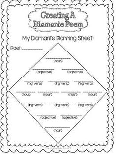 POETRY WRITING PACK FOR 12 TYPES: CHARTS, PRACTICE PAGES, TEMPLATES, NOTEBOOKS+ - TeachersPayTeachers.com