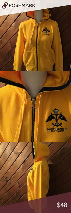 RALPH LAUREN ZIP UP HOODIE!! NWT Brand new. Ralph Lauren Tops Sweatshirts & Hoodies