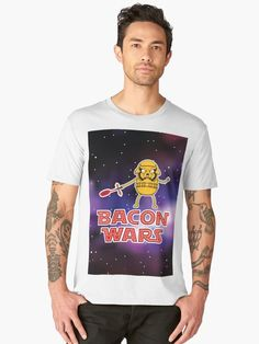 The dark side of jake appears when it comes to cooking bacon. Vector illustration • Also buy this artwork on apparel, stickers, phone cases, and more.  #starwars #stormtrooper #sith #laser #lightsaber #bacon #jake #jakethedog #adventuretime #geek #movie #darkside #movie #episodevii #nerd #cartoon #vector #vectorart #adobeillustrator #prints #poster #apparel #space #tshirt #case #kyloren #empire #firstorder