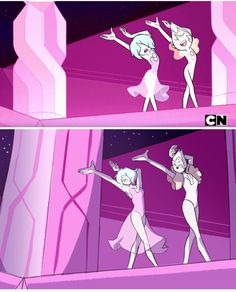 Blue Pearl and Yellow Pearl Steven Universe Anime, Perla Steven Universe, Steven Universe Drawing, Steven Universe Memes, Universe Art, Steven Univese, Pearl Steven, Steven Universe Personajes, Desenhos Cartoon Network