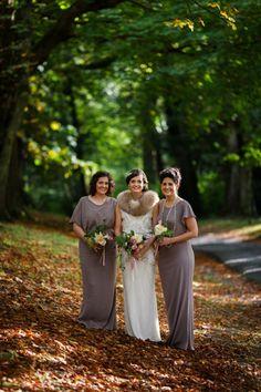 Esme by Jenny Packham for an Elegant Autumn Wedding in Ireland   Love My Dress® UK Wedding Blog