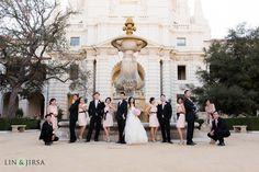 The Langham Huntington Pasadena Wedding   Jonathan and Wendy