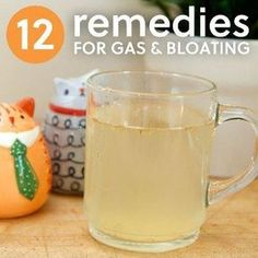 12 Extraordinary Natural Remedies to Get Rid of Gas & Bloating. What are the best natural remedies to get rid of gas and bloating? In this post, you will learn some simple tips but really effective to boost your digestive health. #HealthRemedies